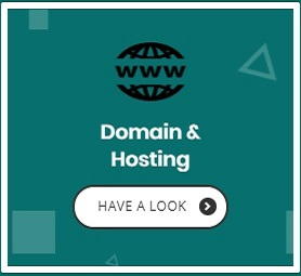 Domain and Hosting service provider service quad cities