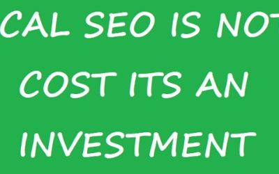 Importance Of LOCAL SEO For Local Business