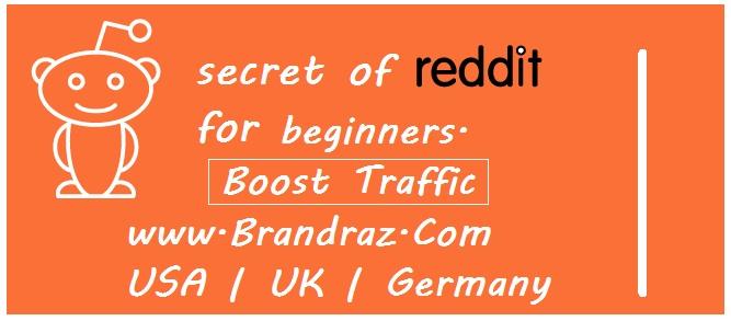 Secret of Reddit for beginners