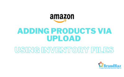 Add your products using inventory files