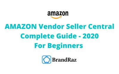 Amazon Vendor Seller Central