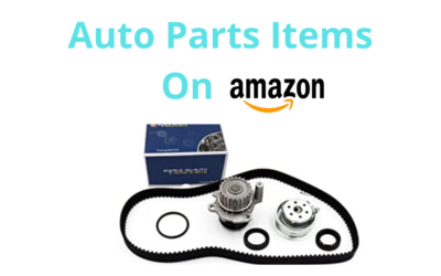 How to List Auto Parts Product on Amazon